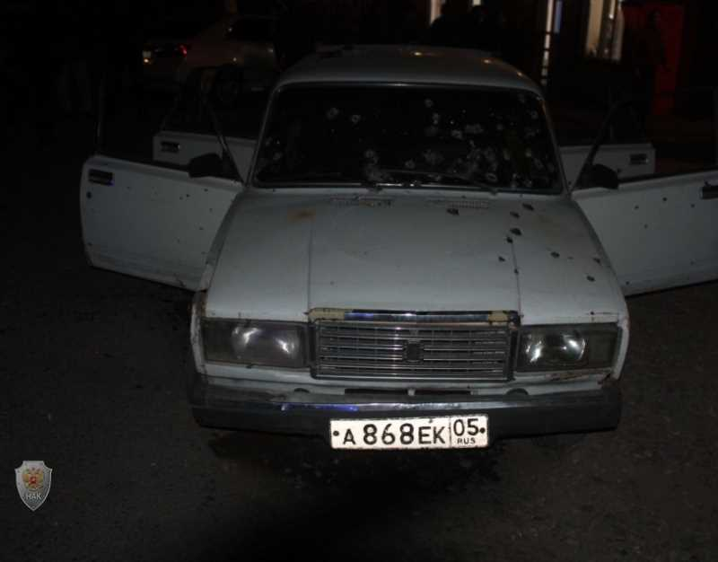В ходе вооруженного конфликта на Северном Кавказе с 2 по 8 октября пострадали семь человек