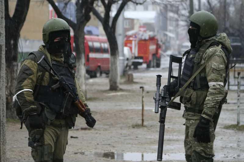 В ходе вооруженного конфликта на Северном Кавказе с 30 октября по 5 ноября пострадало восемь человек