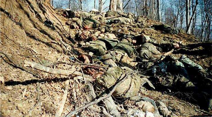 Два жителя Чечни обвинены в атаке на псковских десантников 17 лет назад