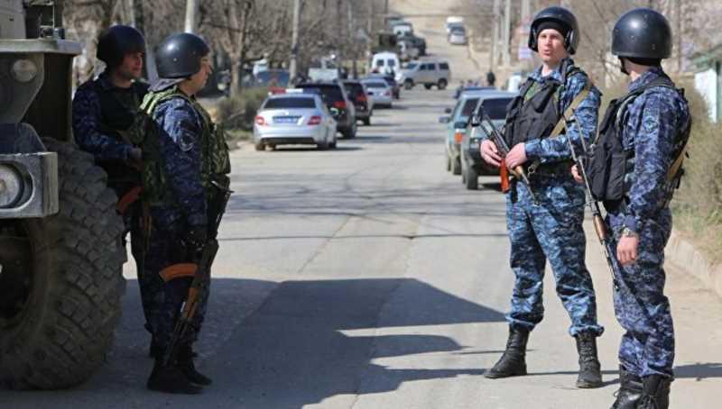 Схрон с оружием и боеприпасами уничтожен в Грозненском районе Чечни