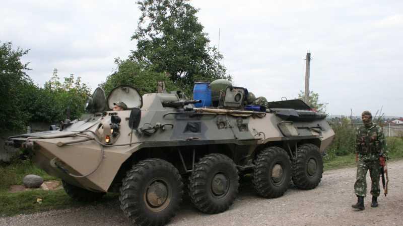 Два тайника боевиков найдены в Чечне