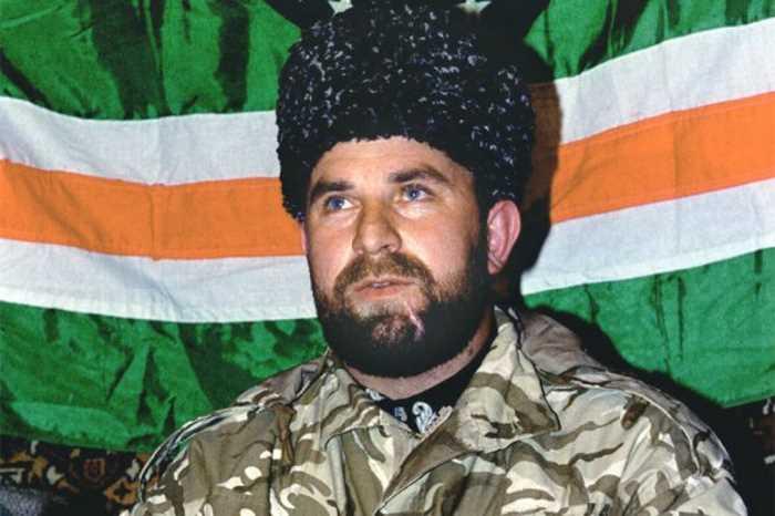 Руслан (Хамзат) Гелаев