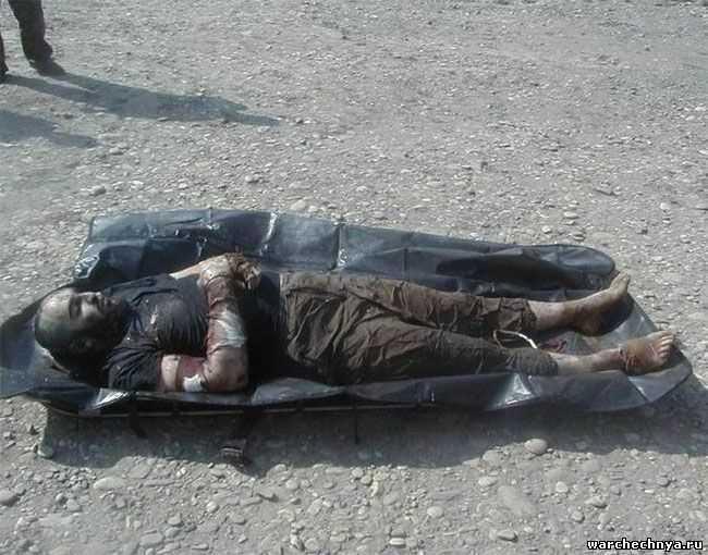 Арби Бараев погиб смертью страшных