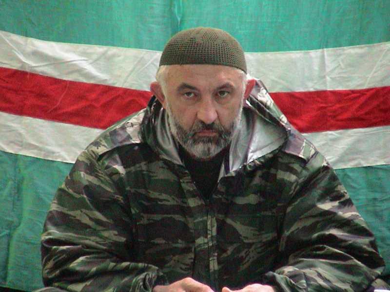 Аслан Масхадов