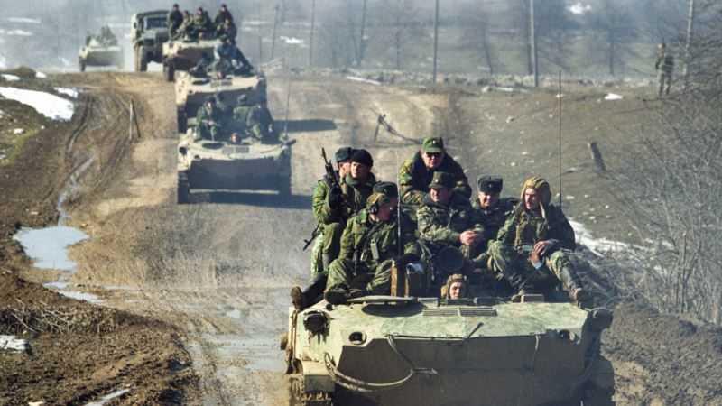Первая чеченская: путь к войне