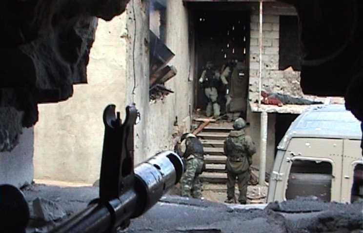 Несколько боевиков ликвидированы в дагестанском Губдене