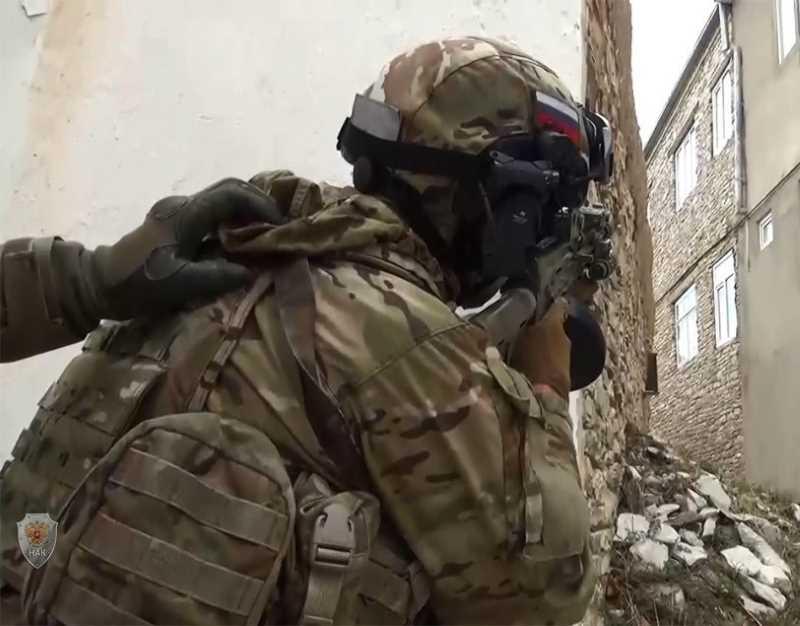 Пять боевиков ликвидированы в Карачаево-Черкесии