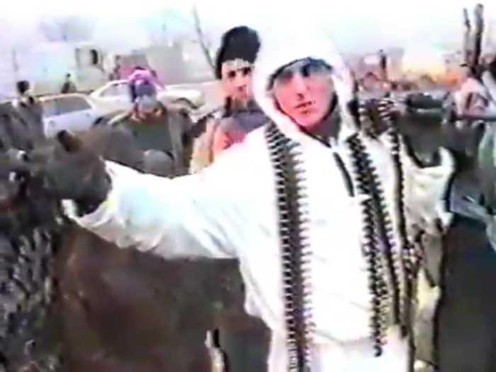 Первая чеченская война. Штурм Грозного. Студия 7