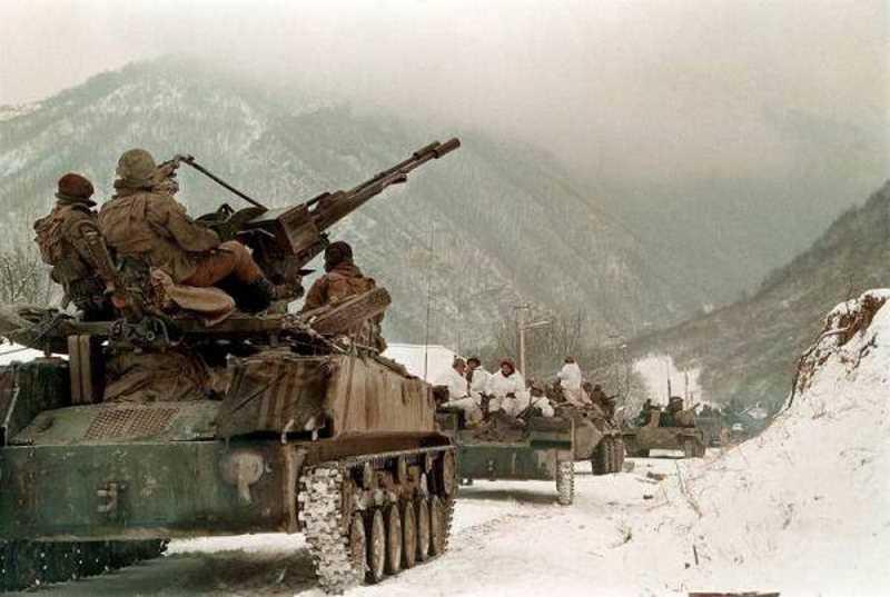 Штурм Грозного 1995 года