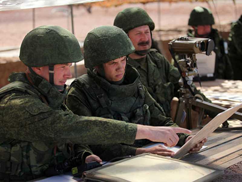 Мотострелковый полк ЮВО в Чечне поднят по тревоге