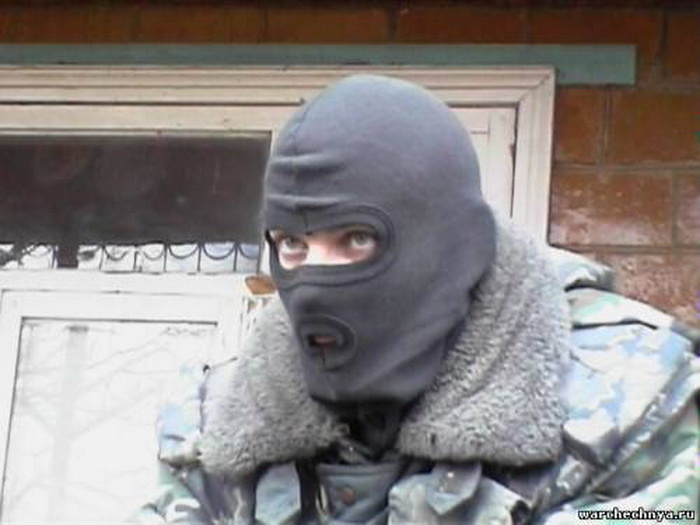 Фото спец.операции в Чечне