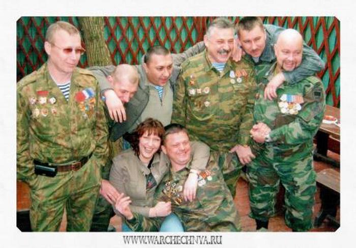 Встречи ветеранов боевых действий