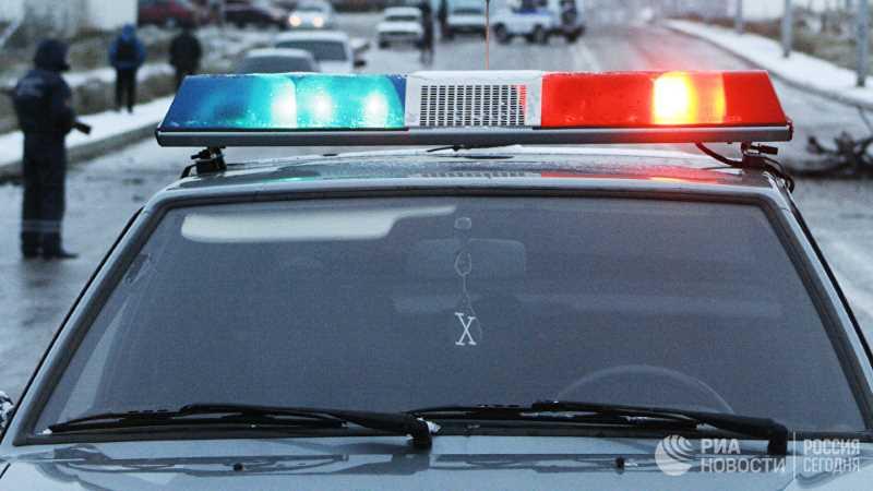В Каспийске полицейские уничтожили вооруженного боевика
