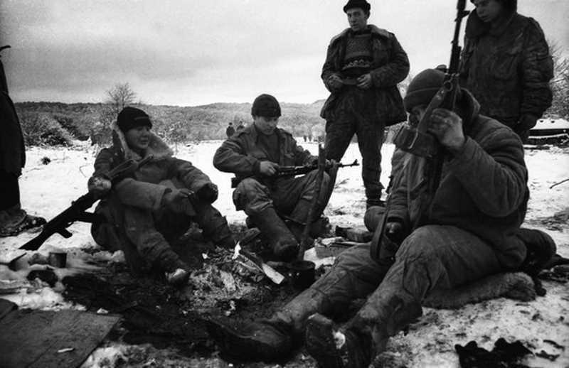Первая чеченская война. Черпатов Алексей Викторович