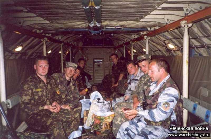 Вторая чеченская война. Расстрел Сергиево-Посадского ОМОНа