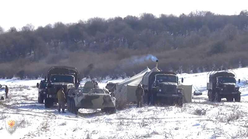 Два человека стали жертвами вооруженного конфликта на Северном Кавказе с 5 по 11 февраля 2018 г.