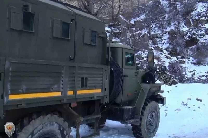Боец спецназа погиб в ходе КТО на юге Дагестана