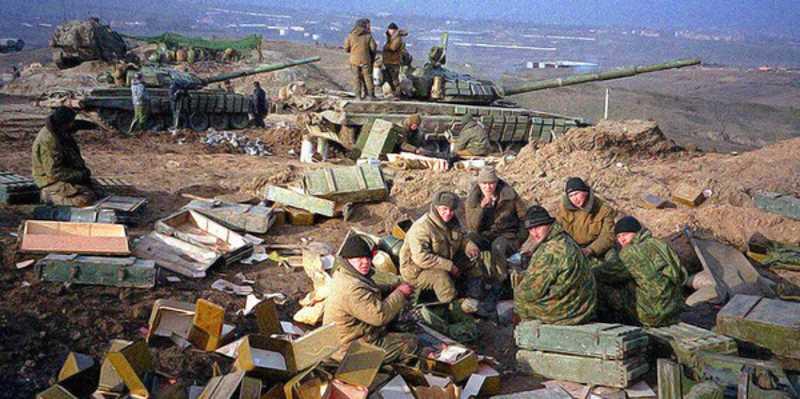 Вторая чеченская война. Ночная атака на Джалку
