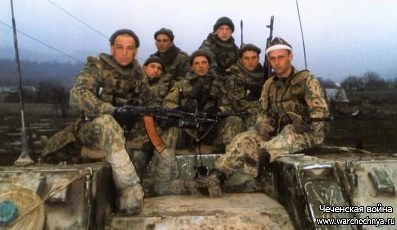 Легенды армии. 6 рота