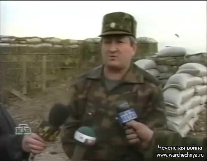 Вторая чеченская война. Выпуски новостей. 6 рота