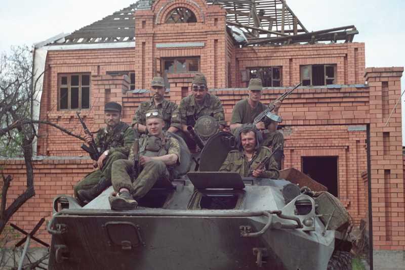 Вторая чеченская война. Маленький эпизод большой войны