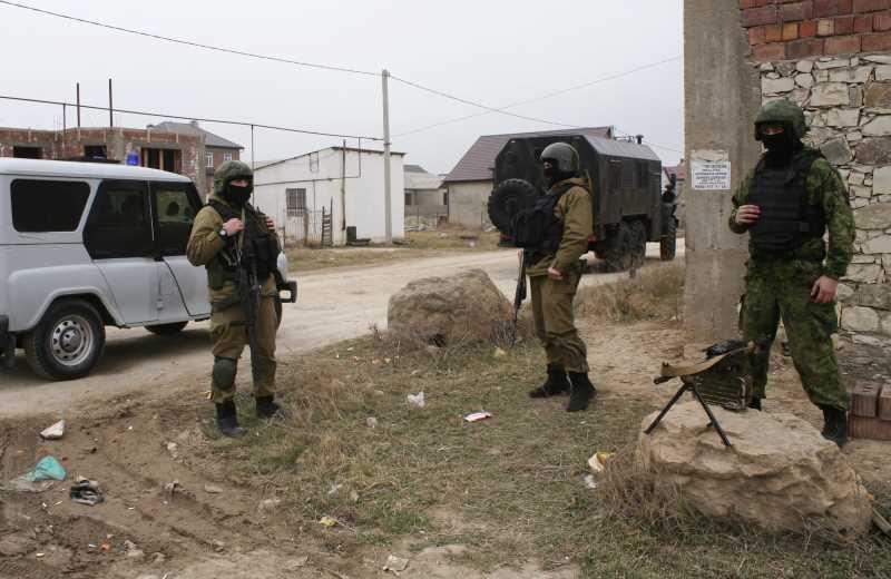 В Чечне ликвидирована банда из четырех боевиков