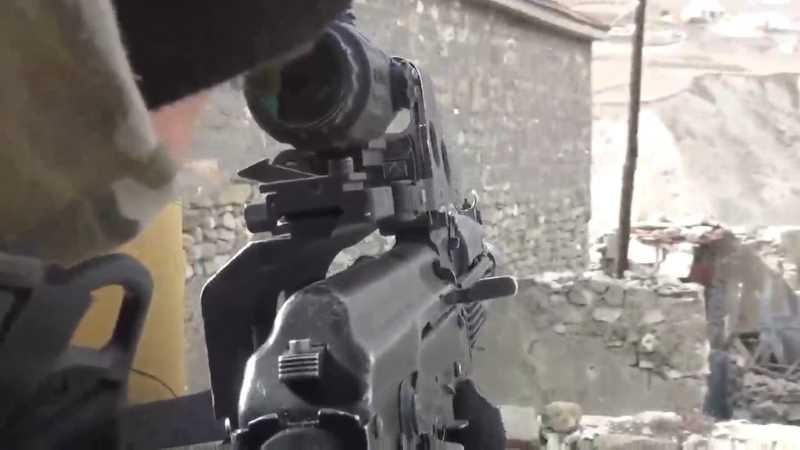 В Ботлихском районе Дагестана в ходе КТО нейтрализован бандит