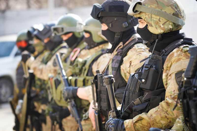 В Ростове начались крупные антитеррористические учения