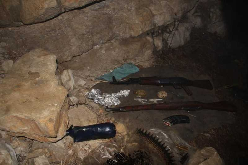 В Карачаево-Черкесии найден схрон боевиков