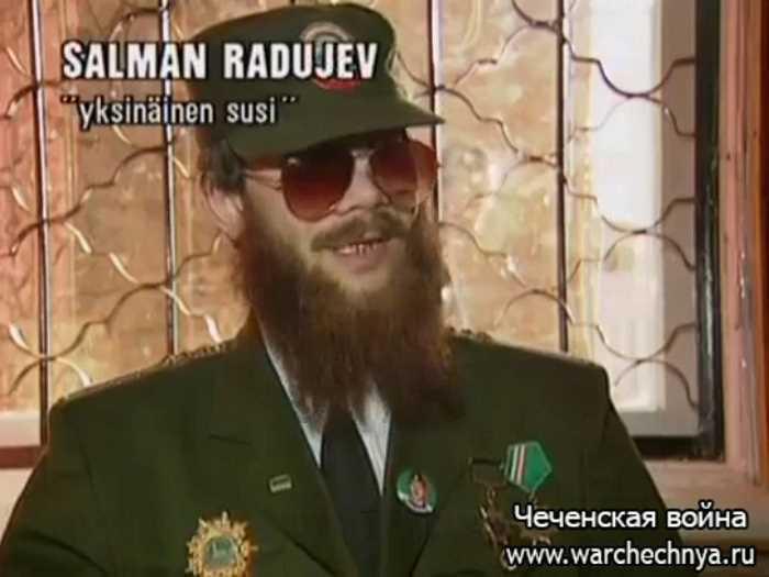 Первая чеченская война глазами финнов. 1997 год