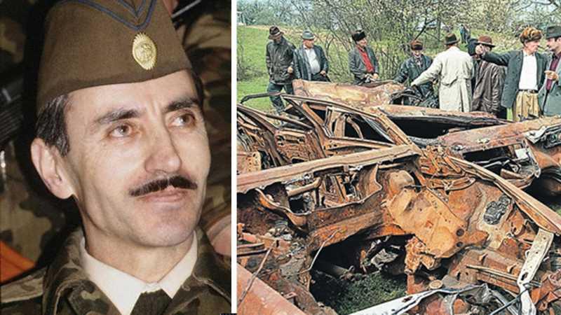 Ликвидация Джохара Дудаева 21 апреля 1996 года