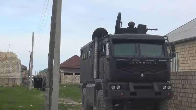 В Дагестане завели уголовные дела после покушения на полицейских