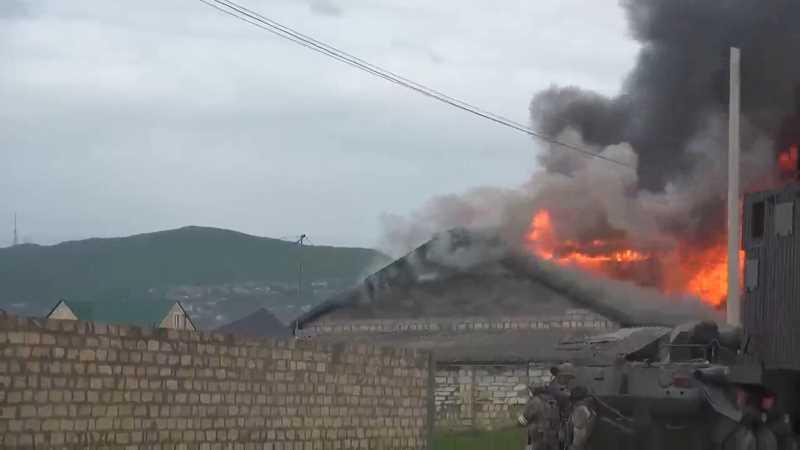 11 человек стали жертвами вооруженного конфликта на Северном Кавказе с 16 по 22 апреля 2018 года
