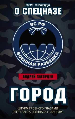 Андрей Загорцев. Город. Штурм Грозного глазами лейтенанта спецназа (1994-1995)