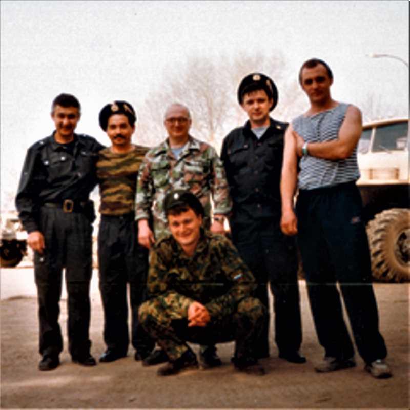 Белан Эдуард Борисович