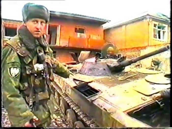 Вторая чеченская война. Софринская бригада ВВ в Чечне