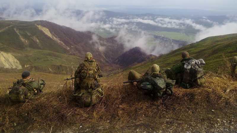 Два человека стали жертвами вооруженного конфликта на Северном Кавказе с 9 по 15 апреля 2018 года