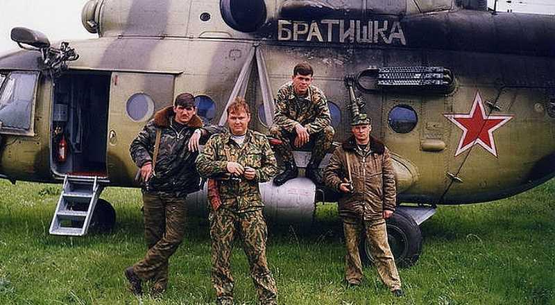 Вторая чеченская война. «Братишка» с Ми-8