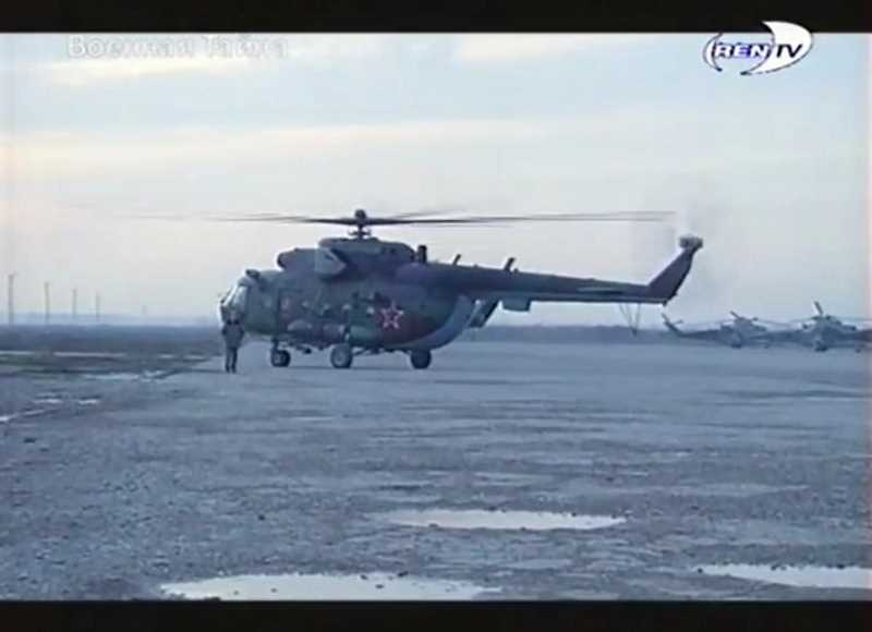 Вторая чеченская война. Вертолетчики в Чечне