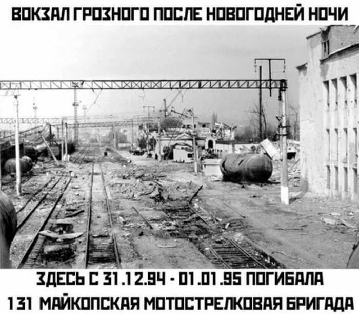 Первая чеченская война. Часть 3. Град обреченный