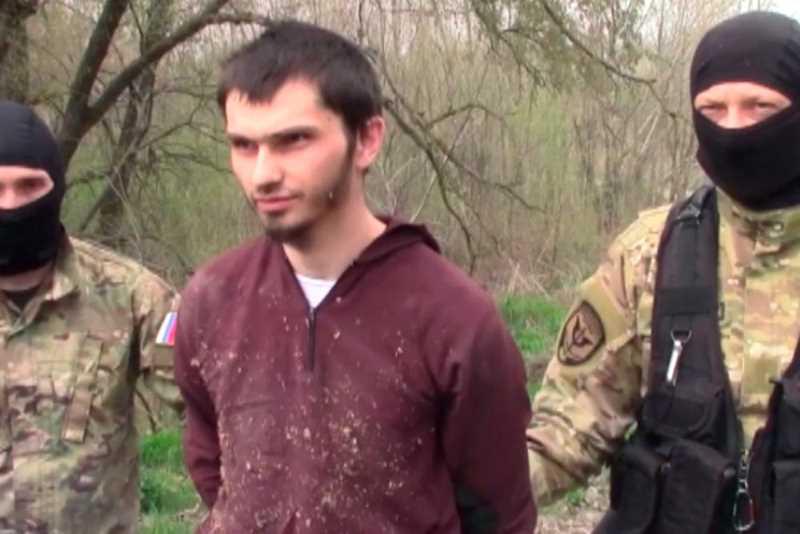 ФСБ объявила о задержании группы террористов