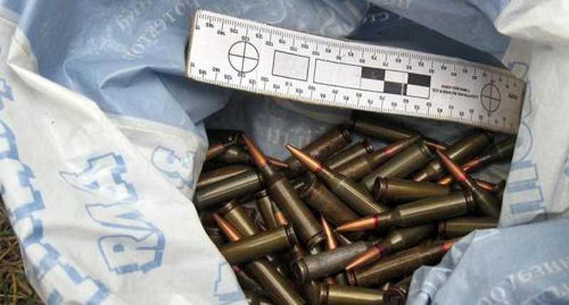 Силовики Кабардино-Балкарии обнаружен схрон с оружием и боеприпасами