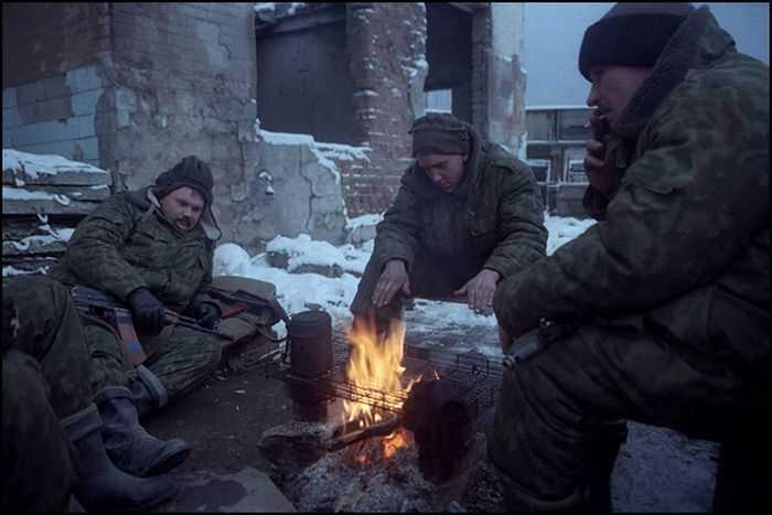 Вторая чеченская война. Часть 3. Травля волка