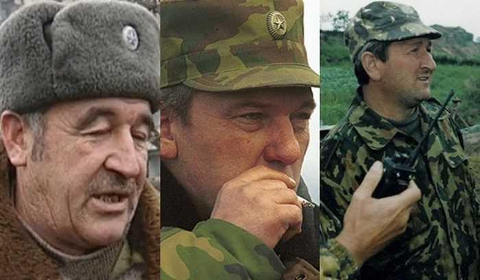 Владимир Булгаков, Владимир Шаманов, Геннадий Трошев
