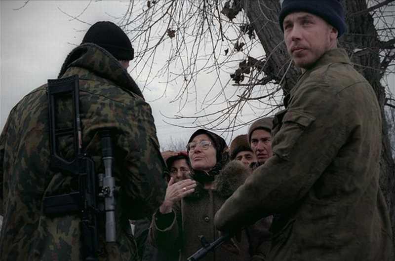 Вторая чеченская война. Часть 4. Травля волка 2