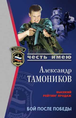 Александр Тамоников. Грозовые ворота 3. Бой после победы