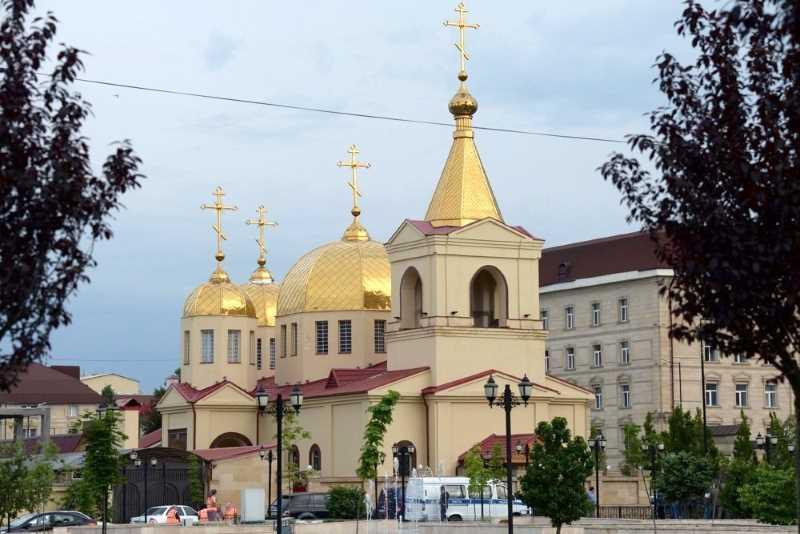 В Грозном ликвидированы четверо боевиков