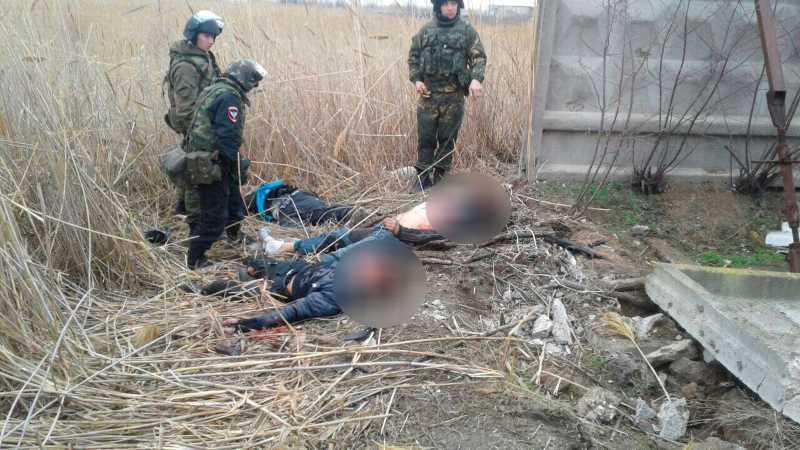 Следователи передали в суд дело об убийстве полицейских в Астрахани