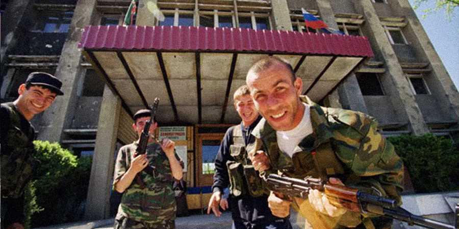 Гантамировцы, отряд чеченцев-лоялистов