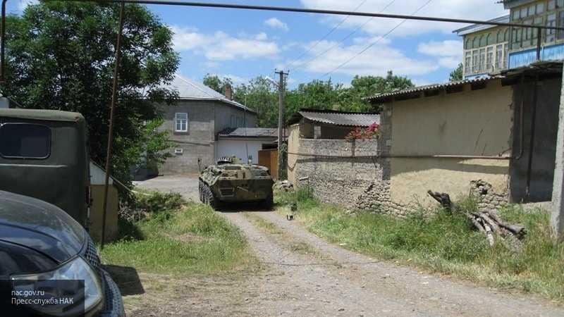 В Ингушетии уничтожены два боевика и их сообщница